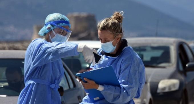 Κορωνοϊός: 2.747 νέα κρούσματα, 790 διασωληνωμένοι, 78 νεκροί
