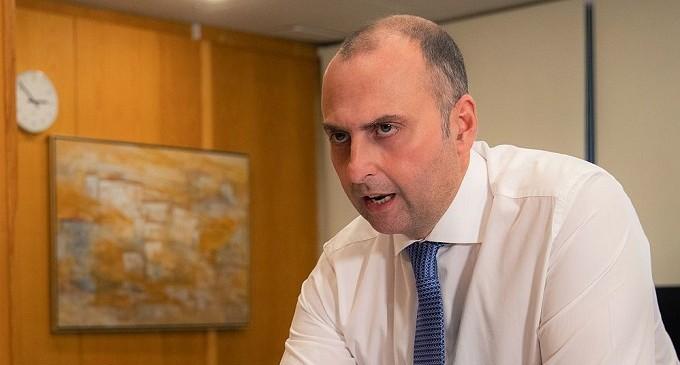 Ζεύξη Σαλαμίνας – Περάματος: Γιώργος Καραγιάννης-Γενικός Γραμματέας Υποδομών: «Επιμένουμε σε αυτό το έργο – Είναι εξαιρετικά σημαντικό»