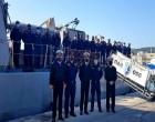 Επίσκεψη Αρχηγού Λιμενικού στη Λέσβο και στη Χίο