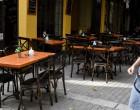 Γεωργιάδης: Πρώτα η εστίαση και μετά ο τουρισμός – Πότε θα δούμε τραπεζάκια έξω