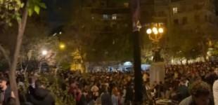 Aναρχικοί πίσω από τα κορωνοπάρτι σύμφωνα με την ΕΛ.ΑΣ- Επιδιώκουν δεύτερη «Νέα Σμύρνη»