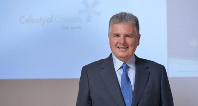 Νέος πρόεδρος των Εφοπλιστών Κρουαζιέρας ο Γιώργος Κουμπενάς