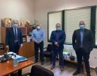 Ο Δ.Μαρκόπουλος για τα έργα αναβάθμισης στο Κοιμητήριο Σχιστού