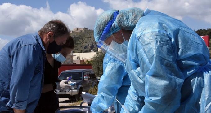 Κορωνοϊός: 3.228 νέα κρούσματα -73 θάνατοι, 776 διασωληνωμένοι