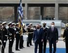 Μητσοτάκης: Σε τελετή στον Πειραιά για την ένταξη δύο νέων σκαφών στο Λιμενικό