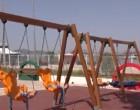 Παιδικές χαρές στον Πειραιά πλήρως ανακατασκευασμένες