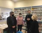 Δωρεά Φαρμάκων από το Κοινωνικό φαρμακείο του Δήμου Αιγάλεω