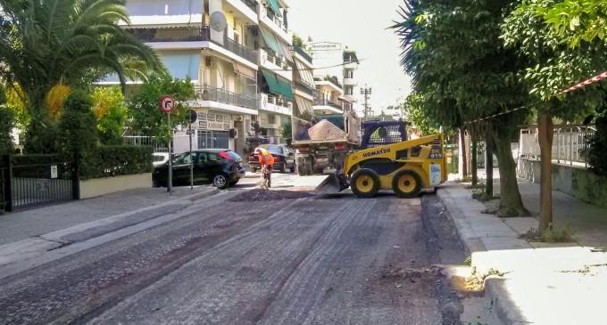 ΝΙΚΑΙΑ- ΡΕΝΤΗΣ: 5.000.000 € για την αποκατάσταση και την ασφάλεια των δρόμων του Δήμου