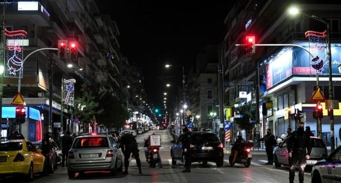 Κυκλοφοριακές ρυθμίσεις για ένα χρόνο στο κέντρο του Πειραιά