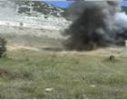 Βλήμα του στρατού ξέφυγε της πορείας του και χτύπησε κοπάδι με πρόβατα! (Βίντεο)