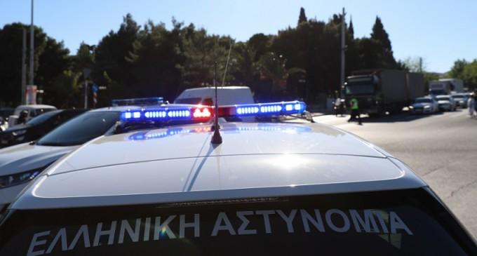 Άγρια καταδίωξη και κυνηγητό στην Αθήνα – Προσπάθησαν να εμβολίσουν περιπολικό