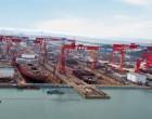 Αύξηση κατά 182.1% στα κινεζικά ναυπηγεία