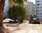 ΔΗΜΟΣ ΜΟΣΧΑΤΟΥ: Έναρξη εργασιών ανάπλασης πλατείας Ανδρέα Παπαδημητρίου