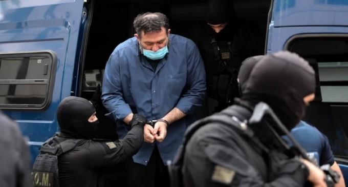 Γιάννης Λαγός: Στην απομόνωση των φυλακών Δομοκού για το πρώτο βράδυ -Ποιες διαδικασίες θα ακολουθηθούν
