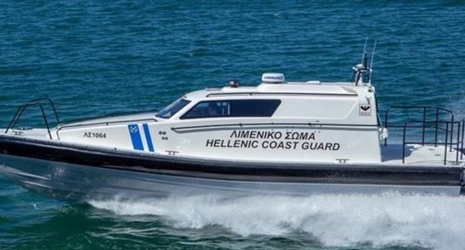 Περιπολικό σκάφος για τους ασθενείς των νησιών του Αργοσαρωνικού