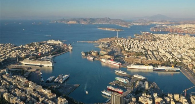 Captain Weng Lin (COSCO): Επενδυτικά σχέδια 300 εκατ. ευρώ στο λιμάνι του Πειραιά