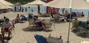 «Έφοδος» των Αθηναίων στις οργανωμένες παραλίες