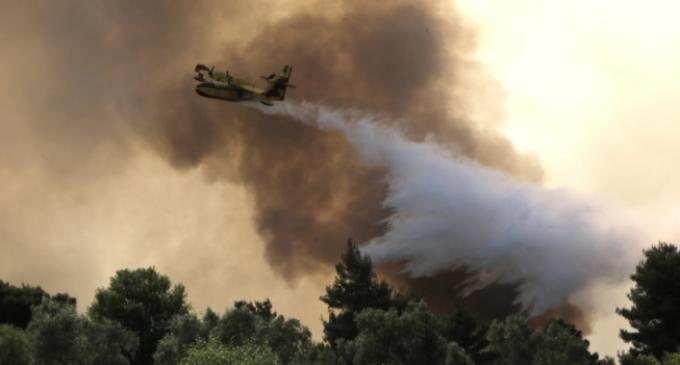 Πυρκαγιά στην Κορινθία: Μάχη με τις αναζωπυρώσεις – Οι τελευταίες εξελίξεις από τα πύρινα μέτωπα – Στάχτη 55.000 στρέμματα