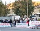 Νέα κινητοποίηση «Λαϊκής Συσπείρωσης» με αποκλεισμό του Σταθμού Μεταφόρτωσης Απορριμμάτων