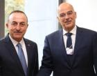 Στις 31 Μαΐου η συνάντηση Δένδια – Τσαβούσογλου στην Αθήνα -Τι αναφέρουν τα τουρκικά μέσα ενημέρωσης