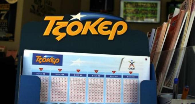 Τζόκερ [κλήρωση 2281]: Αυτοί είναι οι τυχεροί αριθμοί – Ελέγξτε τα δελτία σας