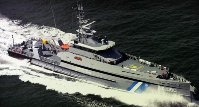 Τουρκική ακταιωρός παρενόχλησε σκάφος του Λιμενικού ανοιχτά της Λέσβου