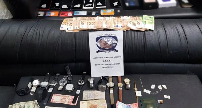 Εξαρθρώθηκε εγκληματική οργάνωση – Συνελήφθησαν 4 μέλη της, μεταξύ των οποίων και το αρχηγικό στέλεχος