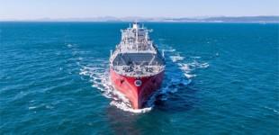 Το τρίτο νεότευκτο LNG Carrier παρέλαβε η Capital Gas Ship Management