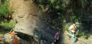 Άλιμος: Συστηματικοί καθαρισμοί όλων των ρεμάτων