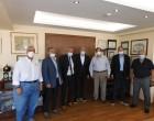 Ένωση Δημάρχων Αττικής: Συνάντηση με το επίτιμο μέλος Δημήτρη Αβραμόπουλο