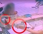 Νέα Φιλαδέλφεια: Βίντεο-ντοκουμέντο από ένοπλη ληστεία με ομηρία σε τράπεζα