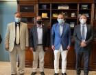 ΕΝΠΕΝ: Επίσημη επίσκεψη γνωριμίας στο Αρχηγείο του Λιμενικού Σώματος και στον Υπουργείο Ναυτιλίας
