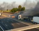 Ληστεία αλά Ιταλικά και στην πραγματική ζωή – Πώς έγινε η επίθεση σε χρηματαποστολή στην Autostrada