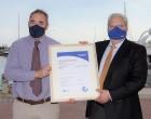 TÜV HELLAS: Πιστοποίηση της μαρίνας Αθηνών ΕΝ ISO 9001:2015