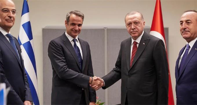 Σήμερα η κρίσιμη συνάντηση Μητσοτάκη-Ερντογάν στις Βρυξέλλες -Τα μηνύματα του πρωθυπουργού πριν το ραντεβού, όλη η ατζέντα