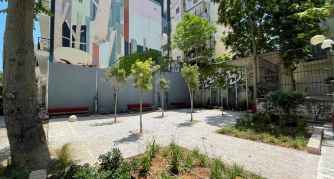 Τα «πάρκα τσέπης» επεκτείνονται στις γειτονιές της Αθήνας