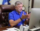 Τηλεδιάσκεψη Πατούλη με τους Δημάρχους της Αττικής για το νέο Αναπτυξιακό Οργανισμό της Περιφέρειας