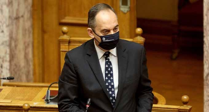 Γ. Πλακιωτάκης: Το Λιμενικό προστατεύει τα δικαιώματα των Ελλήνων