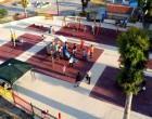 Δήμος Σαλαμίνας: Παραδόθηκε η νέα παιδική χαρά στο πάρκο των Παλουκίων