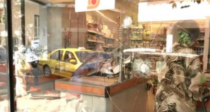 Μπαράζ επιθέσεων σε σούπερ μάρκετ – Τα σπάνε κυριολεκτικά
