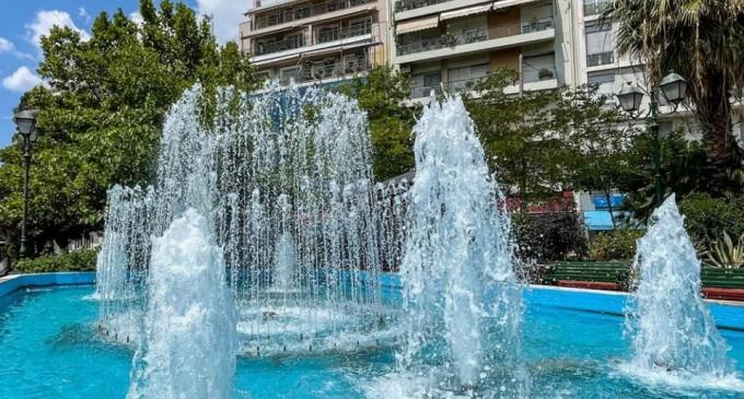 Δήμος Αθηναίων: Ζωντανεύουν μετά από χρόνια 34 συντριβάνια της Αθήνας