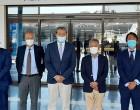 ΟΛΠ Α.Ε.: Συνάντηση Captain Weng Lin με τον Πρέσβη της Ιαπωνίας στην Ελλάδα