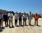 Η Ρένα Δούρου στην Αίγινα: «Η Δύναμη Ζωής είναι εδώ για να διασφαλίσει ότι ο αγωγός, όπως και όλα τα άλλα έργα υποδομής, θα ολοκληρωθούν»