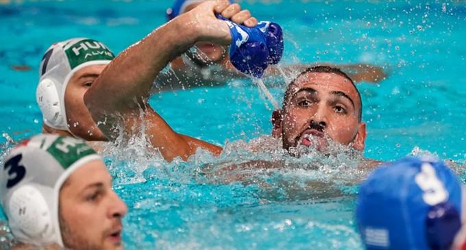Σπουδαία νίκη για την Εθνική ομάδα πόλο, νίκησε με 10-9 την Ουγγαρία