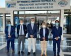 ΟΛΠ Α.Ε.: Συνάντηση CaptainWengLin με τον Πρέσβη της Ιαπωνίας στην Ελλάδα