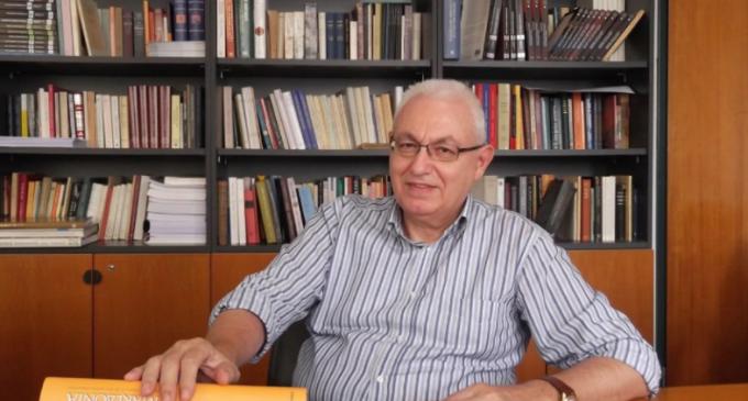 Θεσσαλονίκη: Απαγχονισμένος στο γραφείο του βρέθηκε ο πρόεδρος του Κέντρου Ελληνικής Γλώσσας Ιωάννης Καζάζης