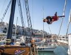Στο Μικρολίμανο για πρώτη φορά  η παγκόσμια αθλητική διοργάνωση «Red Bull Art of Motion»