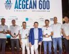 Ολοκληρώθηκε με επιτυχία το Διεθνές Ράλλυ Ιστιοπλοΐας «AEGEAN 600 2021»