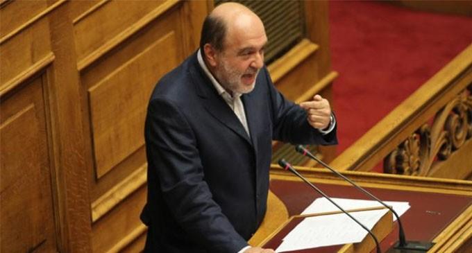 Τρ. Αλεξιάδης: «Να προκηρυχθεί άμεσα η κατασκευή του Οδικού έργου Σχιστού. Να ολοκληρωθεί η Περιφερειακή Λεωφόρος Αιγάλεω»