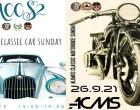 Τα σπανιότερα αυτοκίνητα και κλασικές μοτοσικλέτες σε δυο συνεχιόμενες Κυριακές του Σεπτεμβρίου